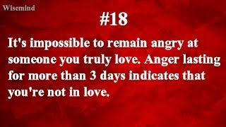 Download 42 Amazing Psychological facts on love Video