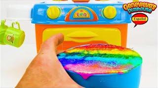 Download ¡Aprenda Formas, Colores y Números para Niños con un Pastel de Cumpleaños de Juguete! Video