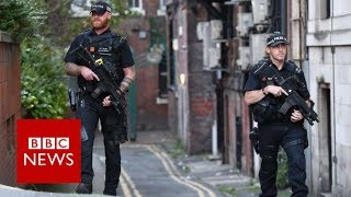 Download Manchester attack: UK terror threat level raised to critical - BBC News Video