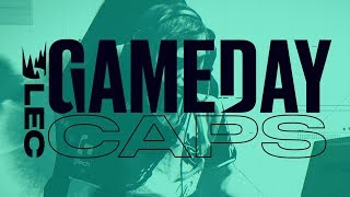 Download #LEC Gameday: Caps Video