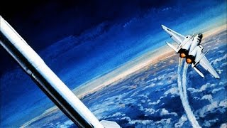 Download The Fighter Plane Powerful Enough to Destroy a Satellite in Space Video