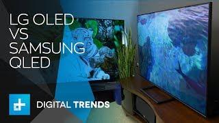Download LG OLED vs Samsung QLED - TV Technology Shootout Video
