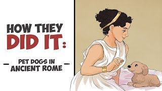 Download How They Did It - Pet Dogs in Ancient Rome Video