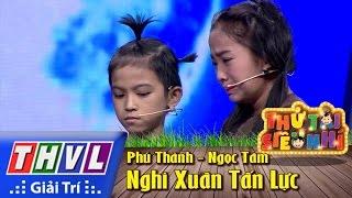 Download THVL | Thử tài siêu nhí - Tập 4: Nghi Xuân Tấn Lực - Phú Thành, Ngọc Tâm Video
