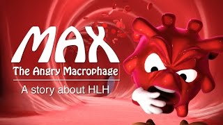 Download Max The Angry Macrophage | A Story about HLH | Cincinnati Children's Video