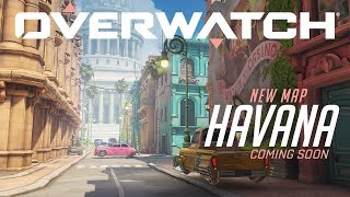 Download [COMING SOON] Havana | New Escort Map | Overwatch Video