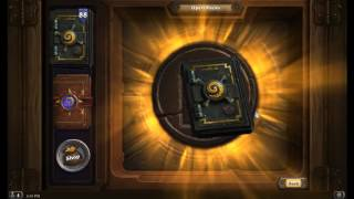 Download [Hearthstone] Opening 121 Mean Streets of Gadgetzan packs! Video
