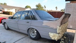 Download Bosozoku Cressida Bumper Roll Pan Video
