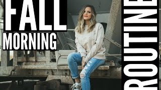 Download FALL MORNING ROUTINE 2016 | Casey Holmes Video