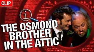 Download QI | The Osmond Brother In The Attic Video