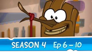 Download Om Nom Stories Season 4 - Episodes 6-10 (Cut the Rope: Magic) Video