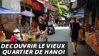 Download Voyager en famille dans les rues d'Hanoi à trottinette, Vietnam voyager avec ses enfants Video