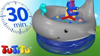 Download TuTiTu Specials   Bathtime Toys   Toys For Toddlers   30 Minutes Special Video