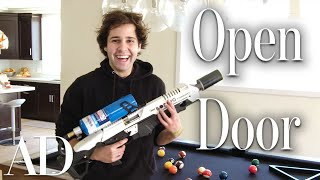 Download Inside David Dobrik's $2.5M Los Angeles Home | Open Door | Architectural Digest Video