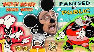 Download HIDDEN MICKEY MOUSE GAME! FGTEEV Pantsed @ Beach by DISNEY Cartoon Characters! Donald Duck a Bully Video
