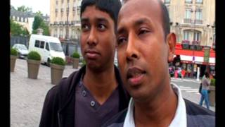 Download Bangladeshi people in France, News-Islamic TV Video
