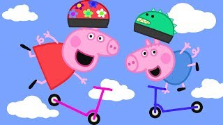 Download Peppa Pig Full Episodes   Scooters Peppa Pig Official Video