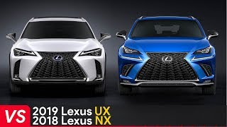 Download 2019 Lexus UX Vs Lexus NX ► Cheaper But Still Better-Looking? Video