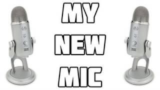 Download GAM3VIDZ - New Mic - Blue Yeti Video