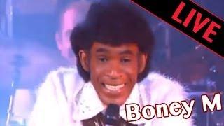 Download Boney M - Best of - LIVE - Les Années Bonheur - Patrick Sébastien Video