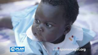 Download Sponsor a girl like Evie with Plan International UK (2015 TV ad full length version) Video