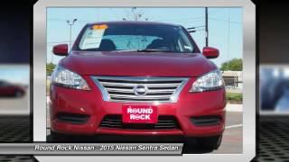 Download 2015 Nissan Sentra Round Rock TX FY247375 Video