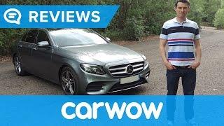 Download Mercedes E-Class Saloon 2018 review | Mat Watson Reviews Video
