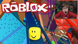 Download I AM A MARBLE!! ROBLOX Mega Marble Run Pit | Kid Gaming Video