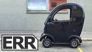 Download Daymak Boomerbuggy Covered Personal Mobility Scooter Video Review Video