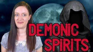 Download Demons, Demonic Spirits & Negative Entities + How To Face Them Video