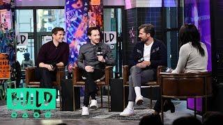 Download Gwilym Lee, Joe Mazzello & Allen Leech Talk ″Bohemian Rhapsody″ Video