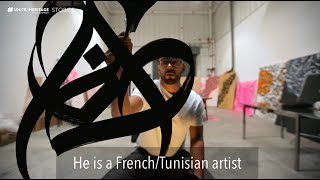Download Have you ever heard about calligraffiti? Video