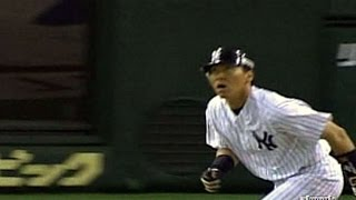 Download NYY@TB: Matsui's huge home run rocks the Tokyo Dome Video