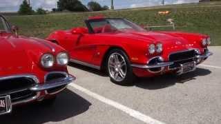 Download 1962 Corvette vs. 1962 Corvette Resto-Mod Video