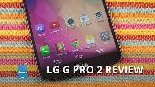 Download LG G Pro 2 Review Video