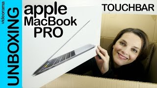 Download Apple MacBook Pro Touch Bar unboxing | 4K UHD Video
