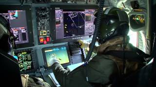 Download Merlin Mk2 Helicopter Takes Part in Royal Navy's Exercise Deep Blue Video