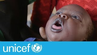 Download She had to cut her umbilical cord with a sharp, dirty stick | UNICEF Video