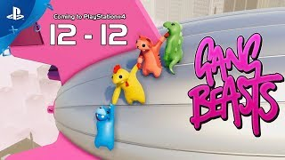 Download Gang Beasts - Gameplay Trailer   PS4 Video