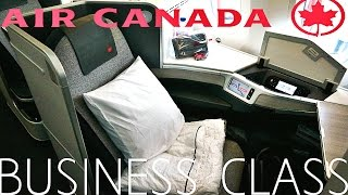 Download Air Canada BUSINESS CLASS Vancouver to London|Boeing 787 Dreamliner Video