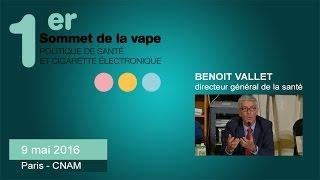 Download BENOIT VALLET : Directeur Général de la santé - #sovape Video
