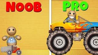 Download Kick the Buddy: NOOB vs PRO | Machines Video
