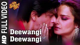 Download Deewangi Deewangi Full Video Song (HD) Om Shanti Om | Shahrukh Khan Video