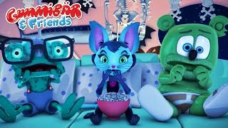 Download Gummy Bear Show 22 ″CREEPY CREATURE OF NIGHTMARE CREEK″ Gummibär And Friends Video