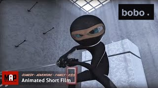 Download CGI 3D Animated Short Film ″BOBO″ Animation by Mattias Brunosson & VFS Video