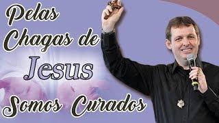 Download Pelas chagas de Jesus somos curados - Ironi Spuldaro (21/06/15) Video