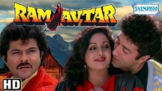 Download Ram Avtar Hundi Full Movie | Anil Kapoor - Sunny Deol - Sridevi - 80's Hit Movie Video