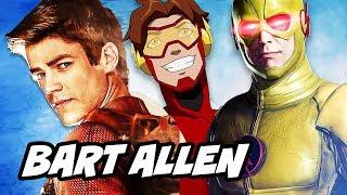 Download The Flash Season 4 Episode 1 Bart Allen Reverse Flash Scene Explained Video