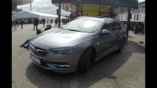Download OPEL INSIGNIA SPORTS TOURER OPC-LINE TURBO D BUSINESS INNOVATION ! NEW MODEL 2017 ! WALKAROUND Video