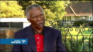 Download INTERVIEW: Mbeki says Fidel Castro was committed to SA's liberation Video